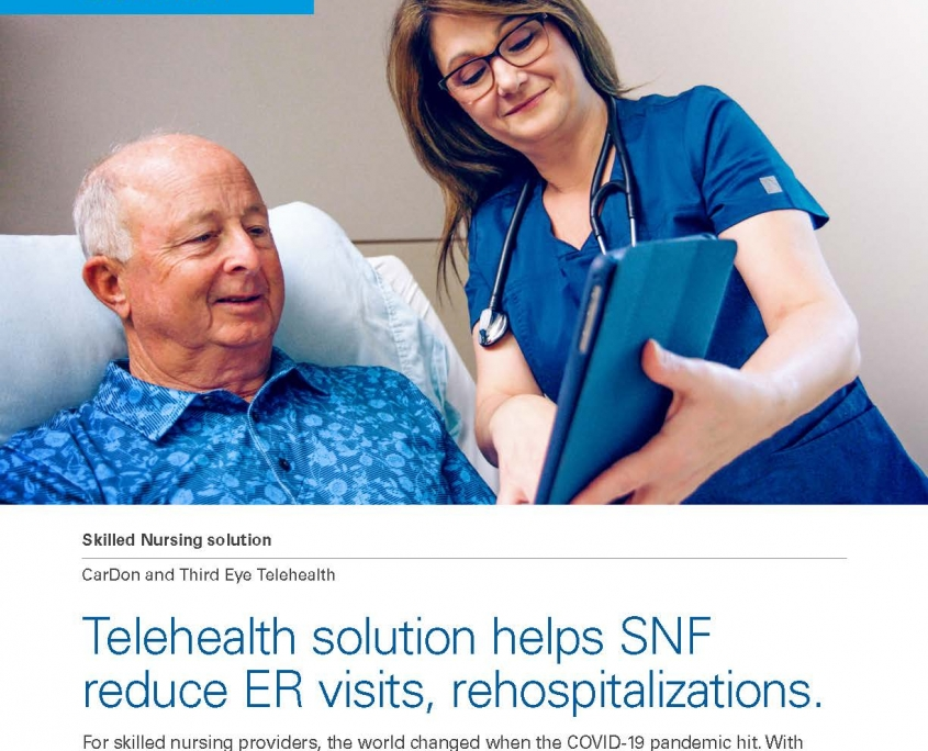 CarDon MatrixCare Third Eye Health Case Study Image