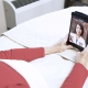 telehealth visit with doctor on ipad